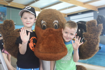 AustDay Paddels Kids